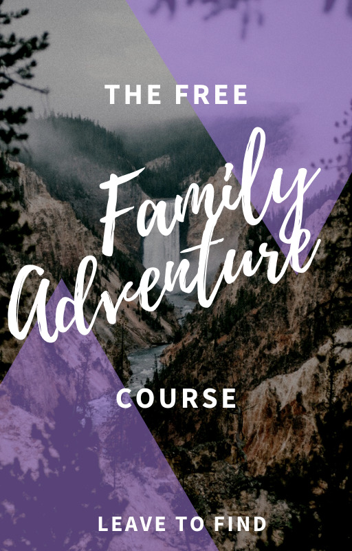 family adventure course